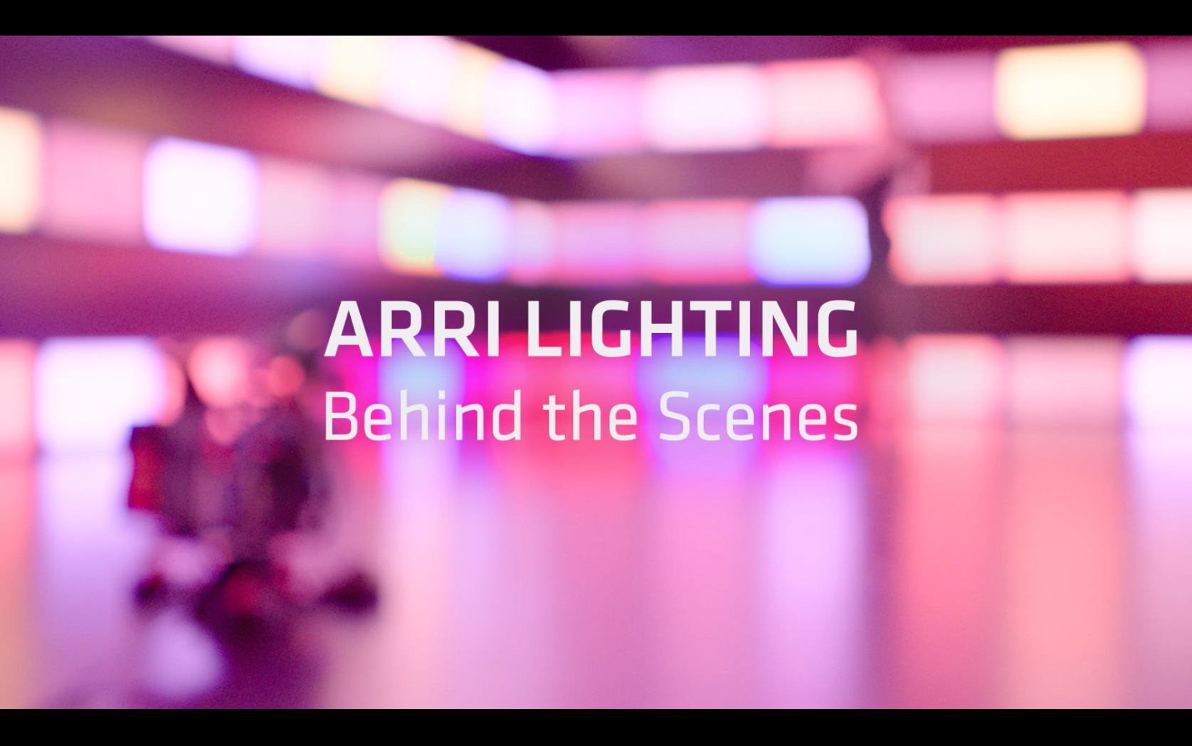 ARRI Lighting Showreel – Behind the Scenes